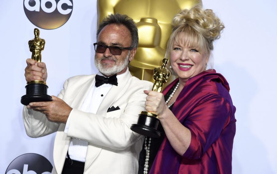 "Oscary 2016 – najlepsza scenografia: ""Mad Max: Na drodze gniewu"", Colin Gibson, Lisa Thompson"