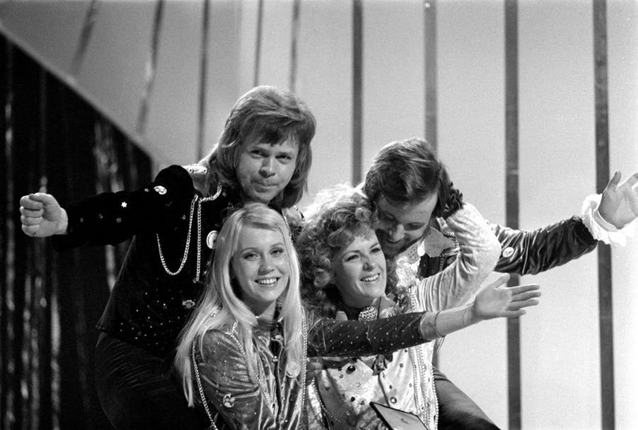 Eurowizja zrobiła z nich gwiazdy: ABBA