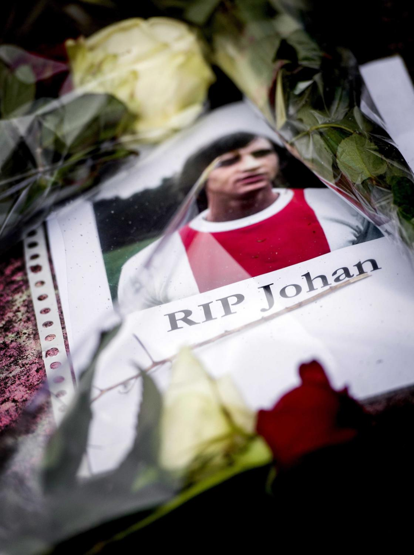 Johan Cruyff nie żyje