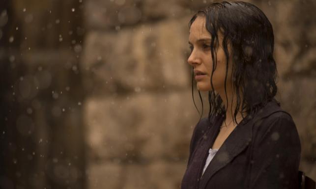Natalie Portman debiutuje z pomocą Sławomira Idziaka. \