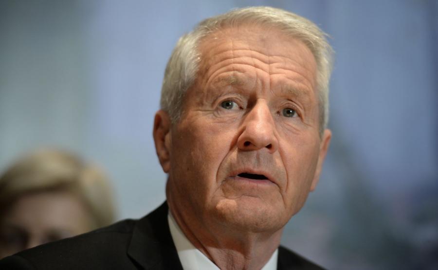 Sekretarz generalny Rady Europy Thorbjoern Jagland