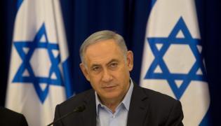 Premier Izraela Benjamin Netanjahu