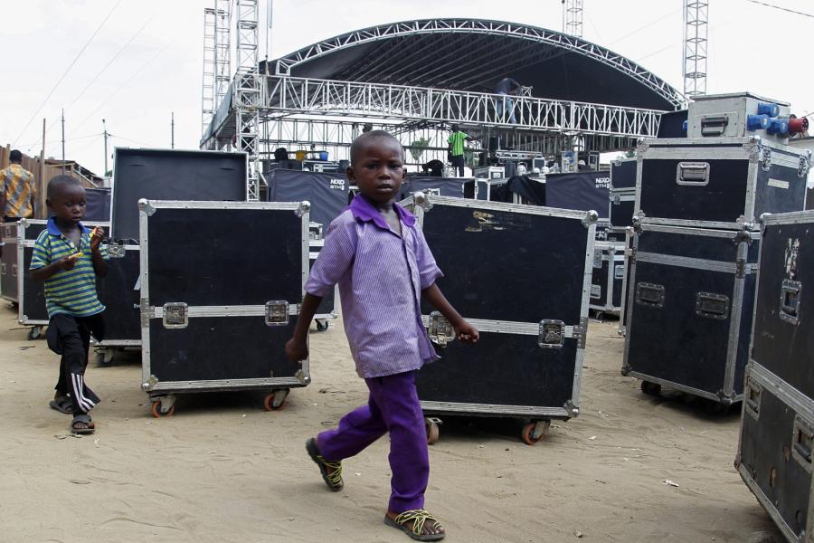 Festiwal muzyki miejskiej Anoumabo po śmierci \