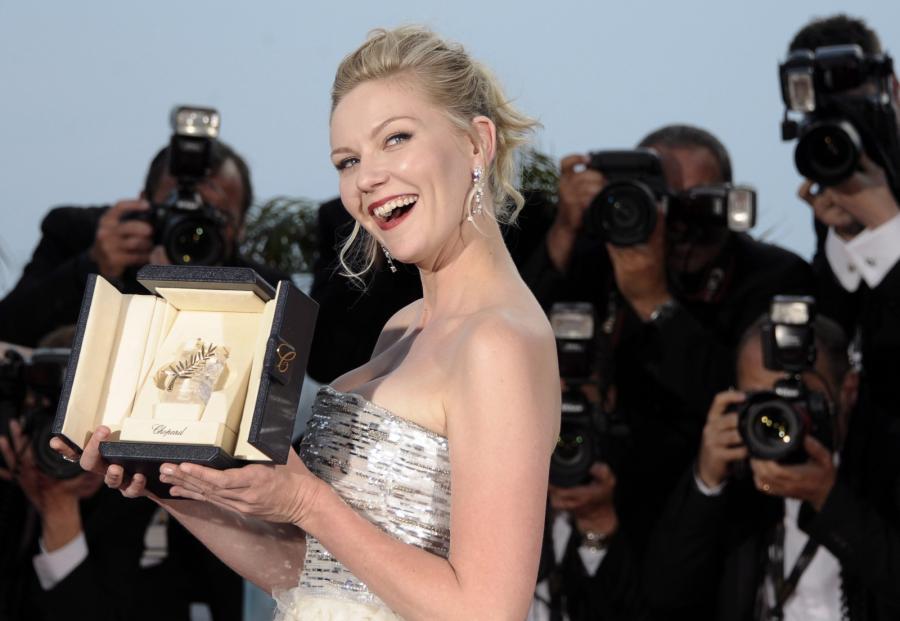 Kirsten Dunst teraz filmy będzie oceniać