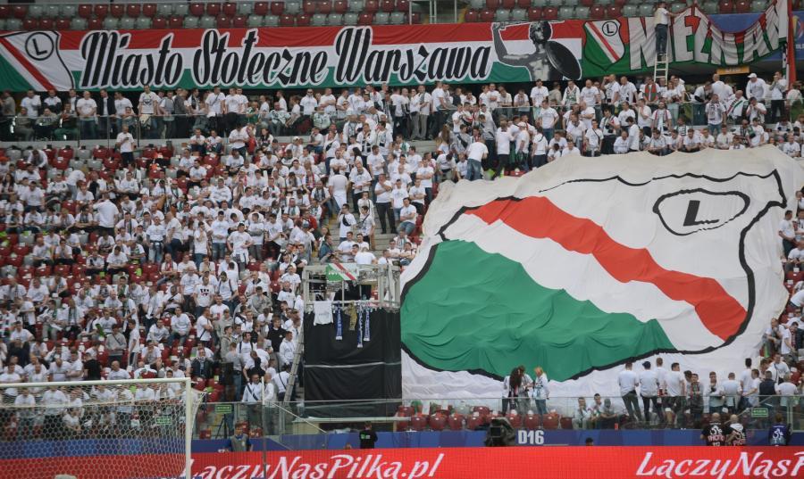 Finał Pucharu Polski: Lech Poznań - Legia Warszawa