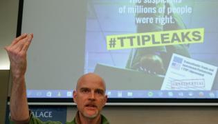 Jorgo Riss, dyrektor europejskiego Greenpeaceu