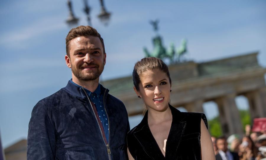 Justin Timberlake i Anna Kendrick użyczyli głów głównym postaciom \