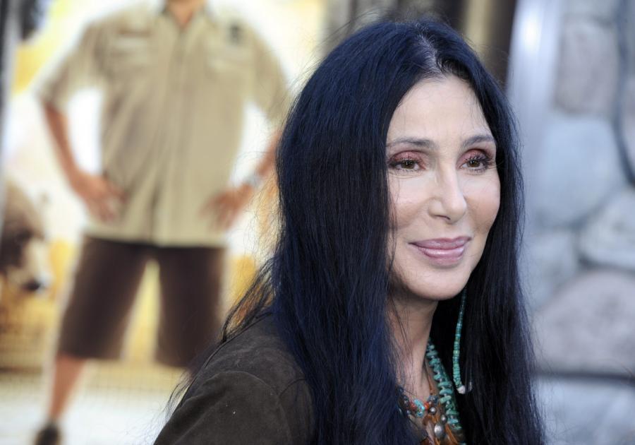 Cher piękna, już 70-letnia