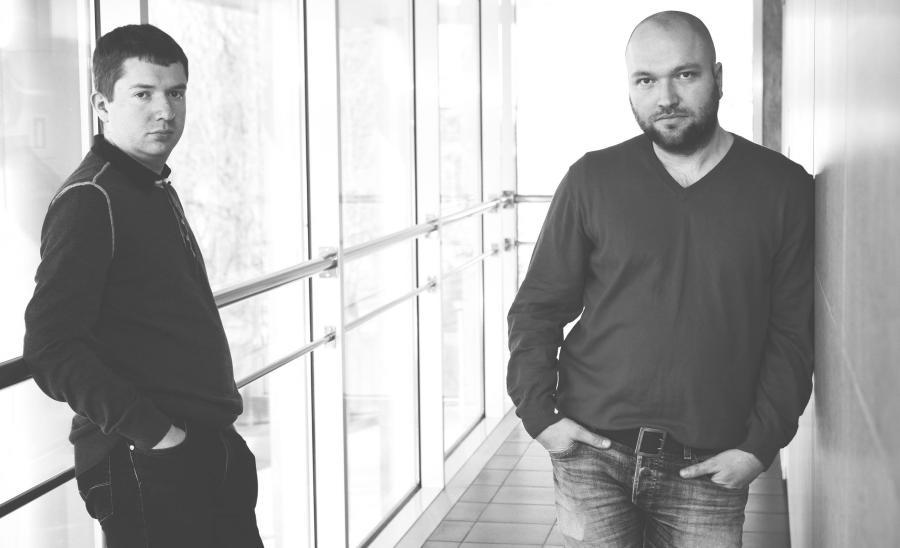 Michał Potocki i Zbigniew Parafianowicz