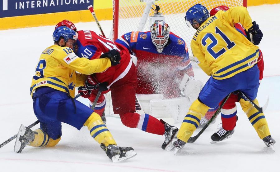 Rosjanie łatwo pokonali Szwedów