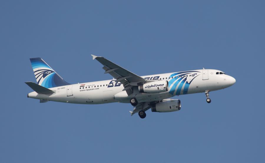 Airbus A320 linii EgyptAir
