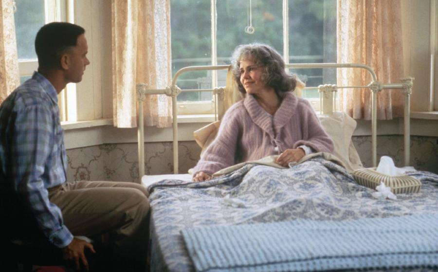 "8. ""Forrest Gump"" – Sally Field"