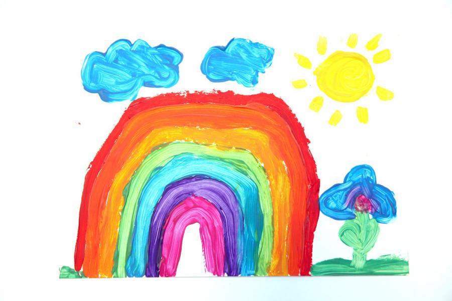 Autor rysunku: Milena Niemczyk, lat 7