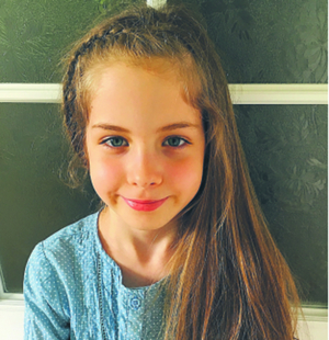 Dobrusia Kuhnen (9 lat)
