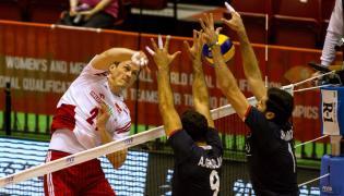 Mecz siatkarzy: Polska-Iran