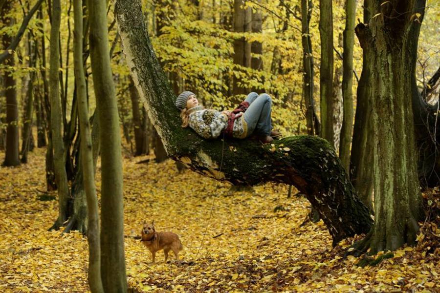 Marysia Blandzi w filmie \