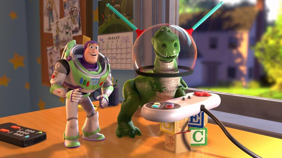 "2. ""Toy story 2"""