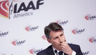 Sebastian Coe, szef IAAF
