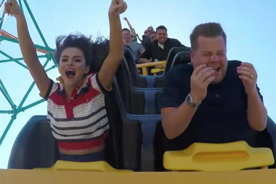 Selena Gomez w Carpool Karaoke
