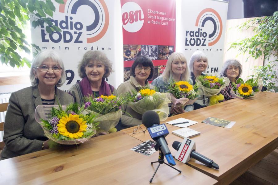 Anna Dębicka-Czaplicka, Ewa Dębicka-Brzozowska, Wanda Narkiewicz-Jodko, Agata Dowhań, Krystyna Grochowska, Sylwia Krajewska