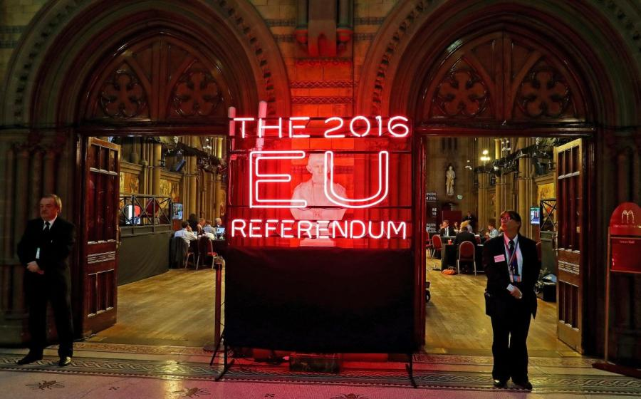 Wysoka frekwencja w referendum