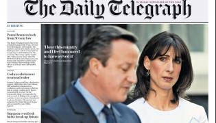 """""""The Daily Telegraph"""" – Narodziny nowej Brytanii"""