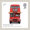 Londyński autobus. Pierwsze piętrowe autobusy pojawiły się w stolicy Anglii już przed I Wojną Światową