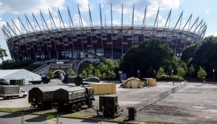Szczyt NATO odbędzie się na Stadionie Narodowym
