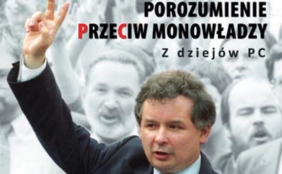 Okładka książki Jarosława Kaczyńskiego