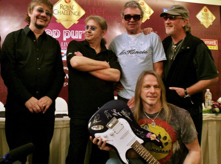 Deep Purple będzie bić rekord