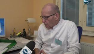 Adam Aleksandrowicz - zastępca ordynatora oddziału neonatologii, Wojewódzkie Centrum szpitalne Kotliny Jeleniogórskiej