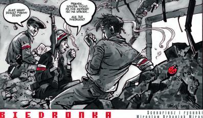 """""""Biedronka"""" najlepiej mówi o Powstaniu '44"""