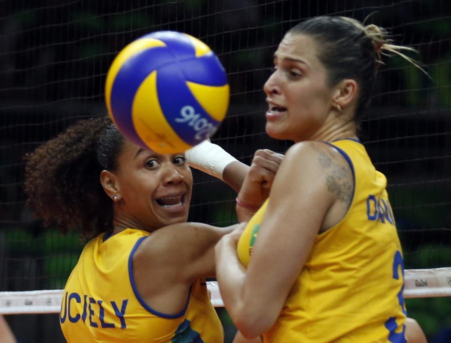 Brazylijskie siatkarki to dziewczyny na medal. Jest na kim oko zawiesić