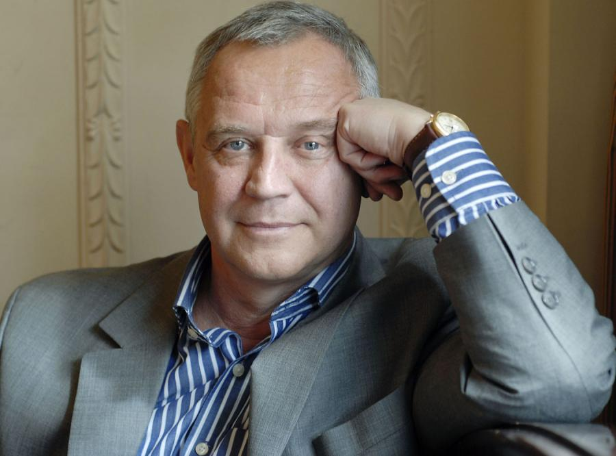 Marek Kondrat zareklamuje centrolewicę?