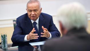 Prezydent Uzbekistanu Isłam Karimow