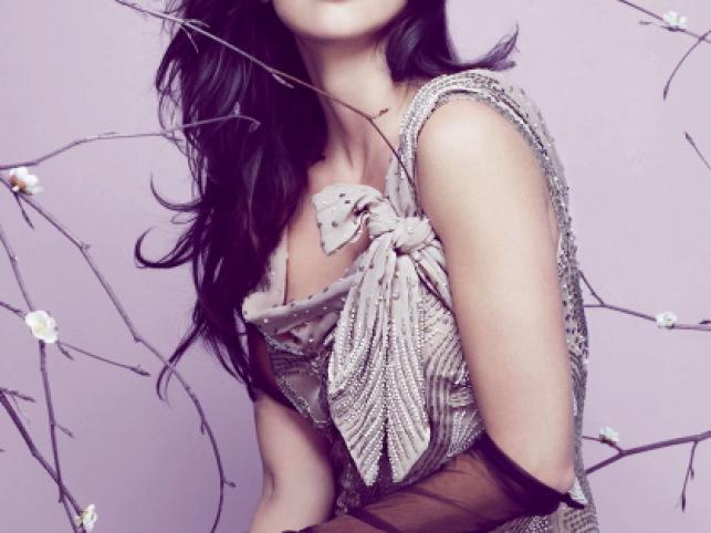 Penelope Cruz pozuje w wiosennej kolekcji, którą zaprojektowała dla Mango