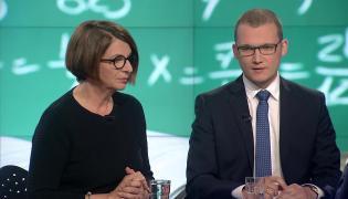 Julia Pitera i Paweł Szefernaker