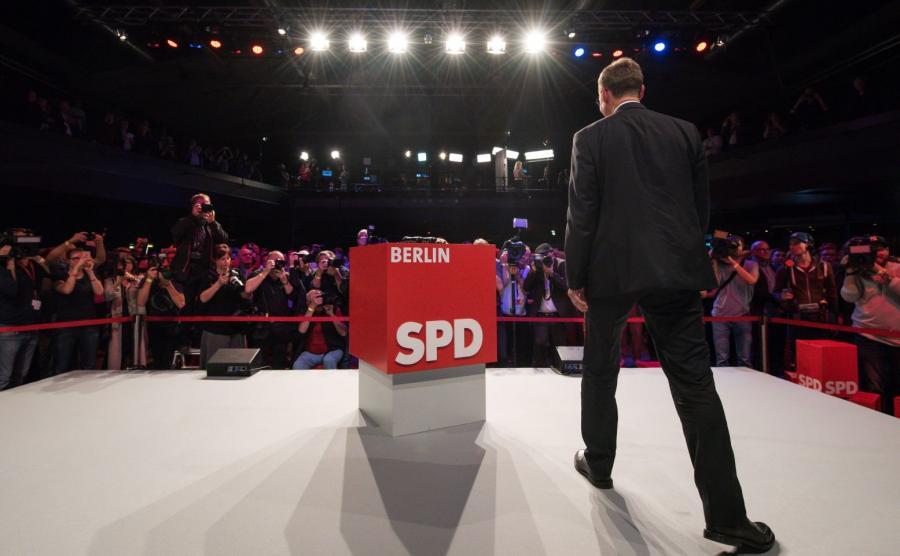 SPD wygrała w niedzielę wybory do Izby Deputowanych