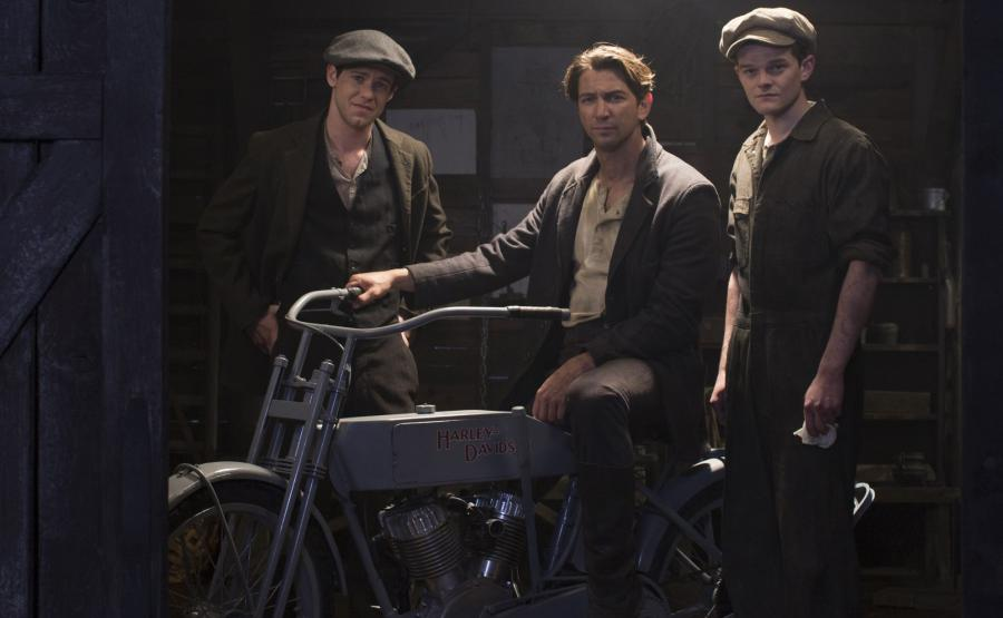 "Serial ""Harley and the Davidsons"" - premiera co wtorek na Discovery Channel"