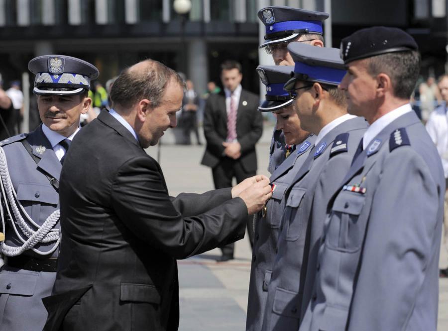 PiS do Schetyny: Co z pieniędzmi dla policji?