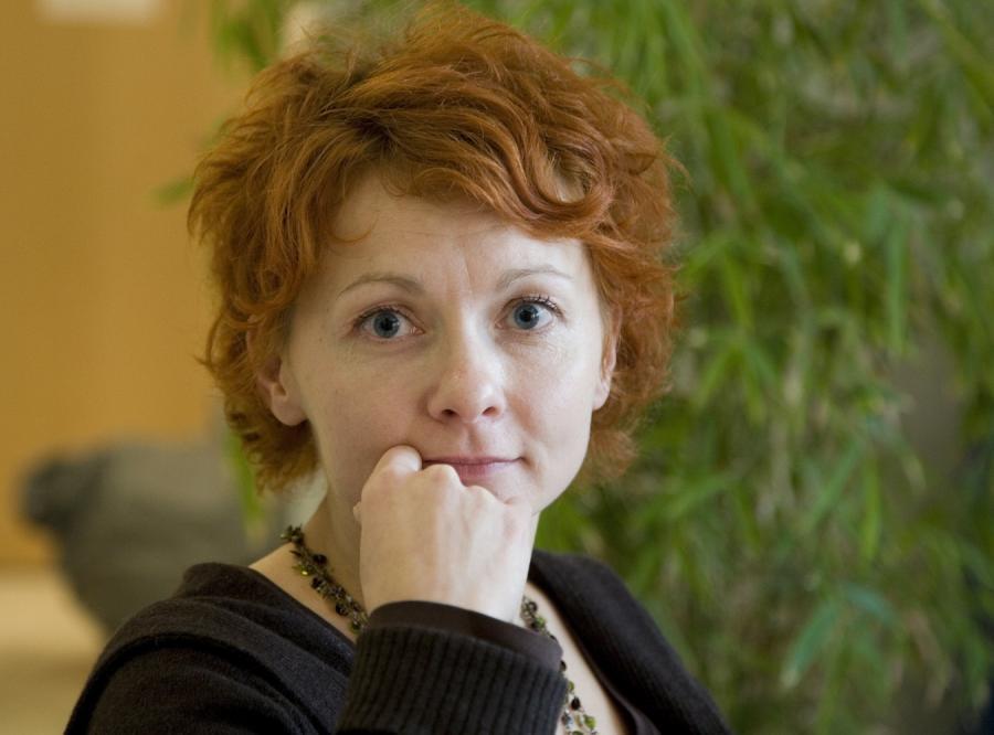 Luiza Zalewska, publicystka DZIENNIKA