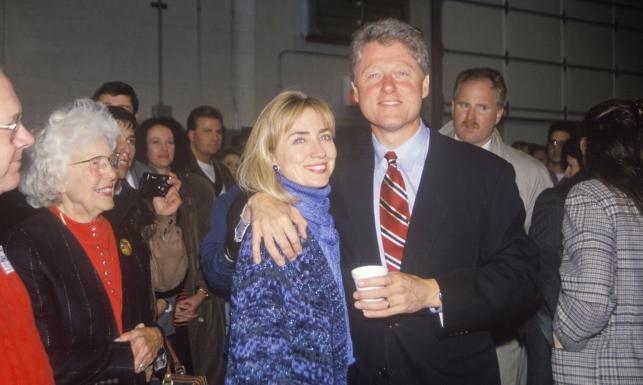 Jaką pierwszą damą była Hillary Clinton, a jakim będzie prezydentem? Pracownicy Białego Domu ujawniają tajemnice [ZDJĘCIA]