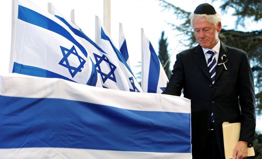 Bill Clinton, były prezydent USA