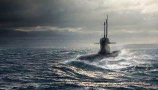Okręt podwodny Kockums A26