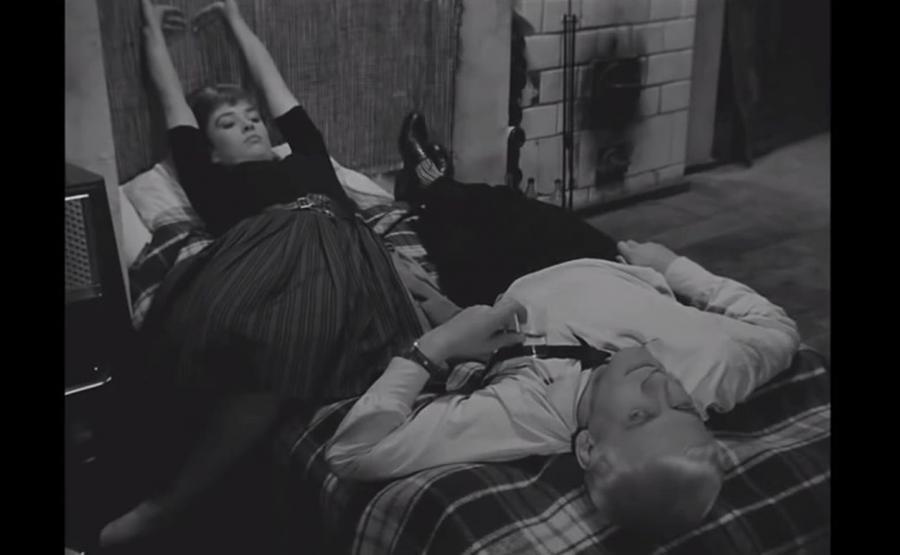 Niewinni czarodzieje (1960)