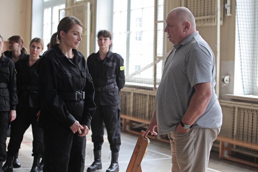 """Kadr z filmu """"Pitbull. Niebezpieczne kobiety"""" Patryka Vegi. Premiera 11 listopada. fot. ©ent One Investments"""