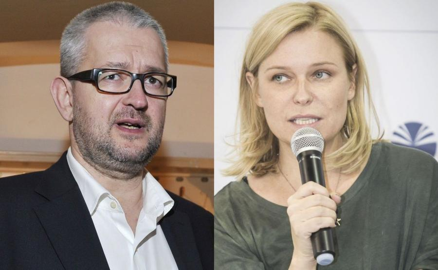 Rafał Ziemkiewicz, Paulina Młynarska