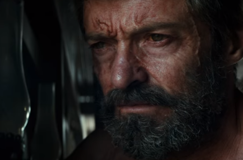 Hugh Jackman jako Logan / Wolverine