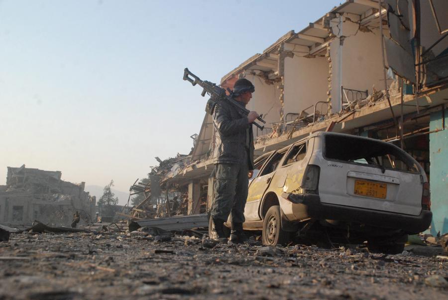 Niemiecki konsulat w Afganistanie
