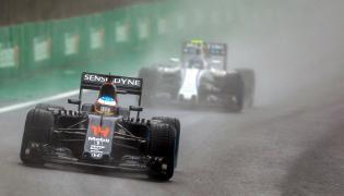Bolid teamu McLaren